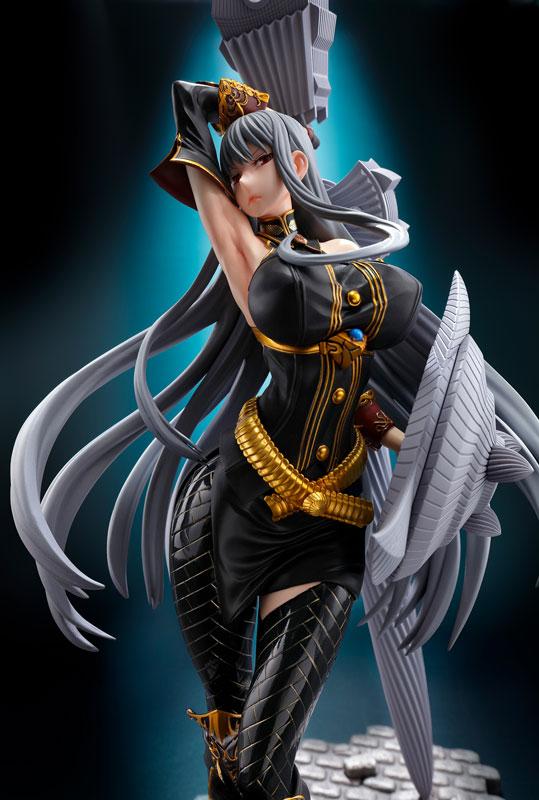 戦場のヴァルキュリア『セルベリア・ブレス-Battle mode-』1/7 完成品フィギュア-009