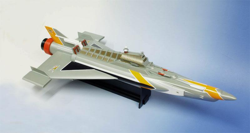 BIG SCALE マイティジャック マイティ号 プロップタイプ-001