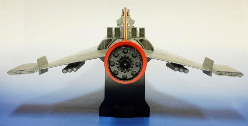 BIG SCALE マイティジャック マイティ号 プロップタイプ-003
