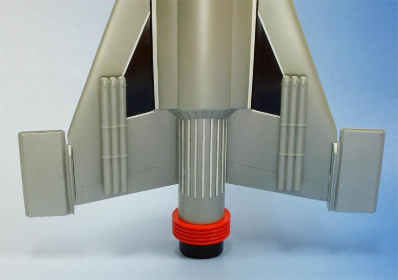BIG SCALE マイティジャック マイティ号 プロップタイプ-004