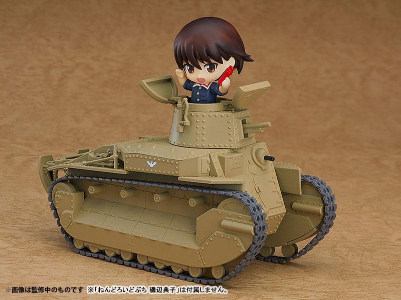ねんどろいどもあ ガールズ&パンツァー 最終章 八九式中戦車甲型