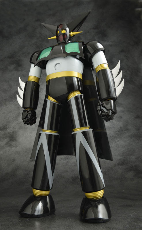 フューチャークエスト GRAND ACTION BIGSIZE MODEL『ゲッター1 限定ブラックカラーバージョン』完成品フィギュア-002