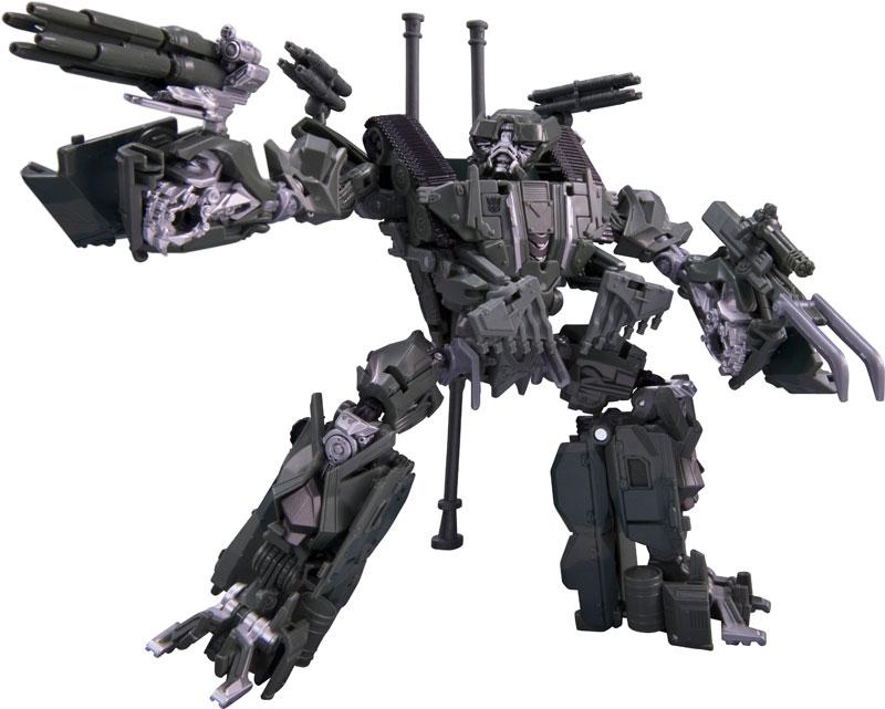 トランスフォーマー スタジオシリーズ『SS-12 ブロウル』可変可動フィギュア-004