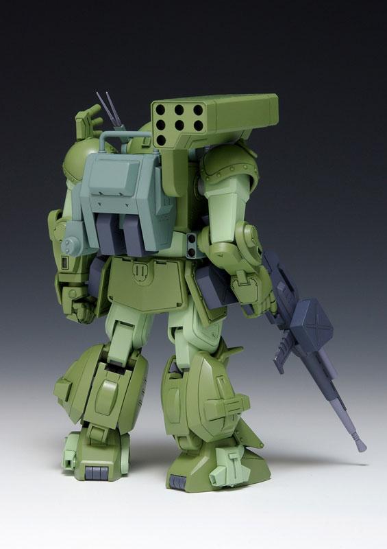 装甲騎兵ボトムズ『スコープドッグ ターボカスタム [ST版] 』1/35 プラモデル-003
