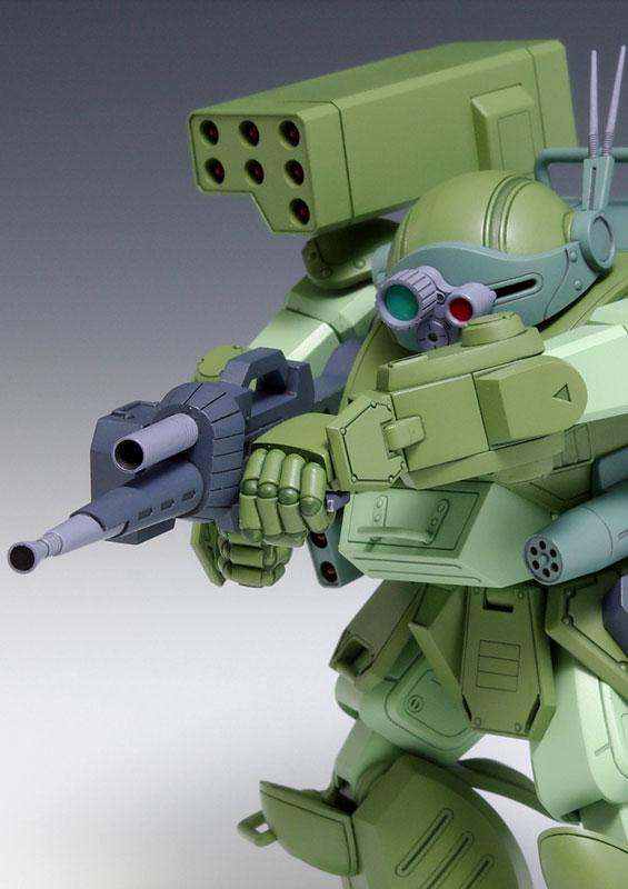 装甲騎兵ボトムズ『スコープドッグ ターボカスタム [ST版] 』1/35 プラモデル-004