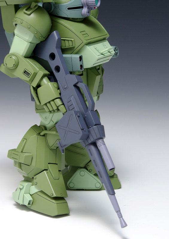 装甲騎兵ボトムズ『スコープドッグ ターボカスタム [ST版] 』1/35 プラモデル-005