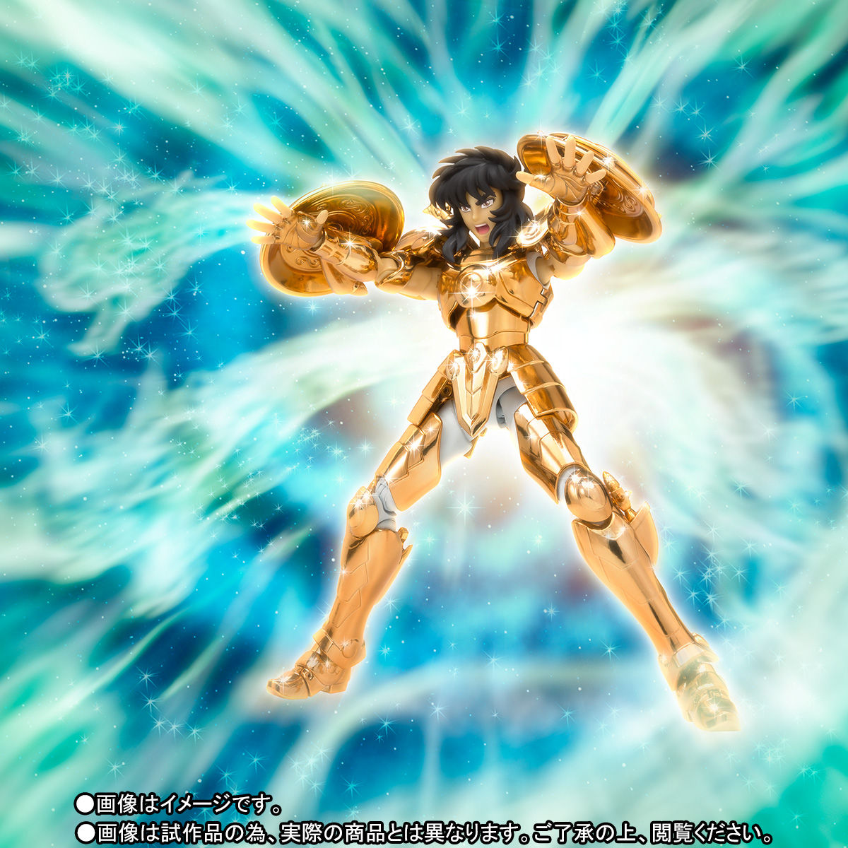 聖闘士聖衣神話EX ライブラ童虎&老師 ~ORIGINAL COLOR EDITION~-008