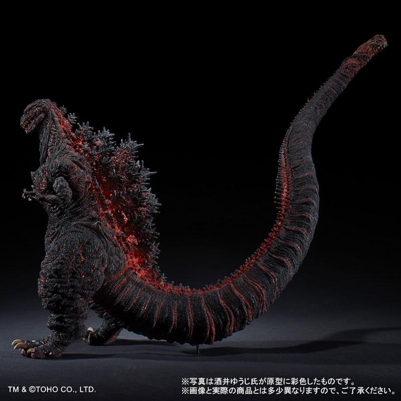 東宝30cmシリーズ 酒井ゆうじ造形コレクション『ゴジラ(2016)』完成品フィギュア-002