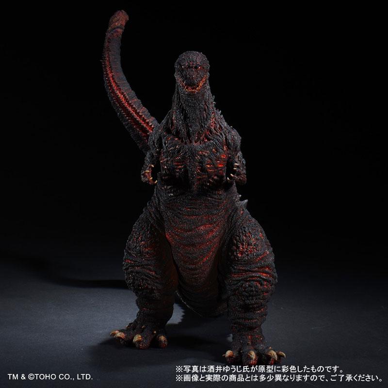 東宝30cmシリーズ 酒井ゆうじ造形コレクション『ゴジラ(2016)』完成品フィギュア-003