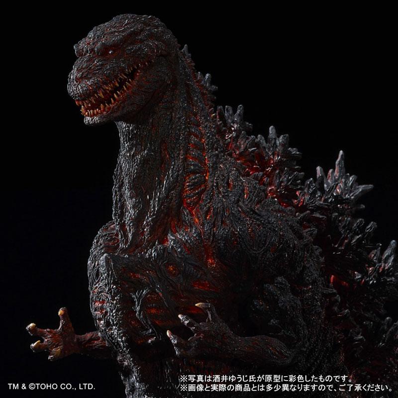 東宝30cmシリーズ 酒井ゆうじ造形コレクション『ゴジラ(2016)』完成品フィギュア-005