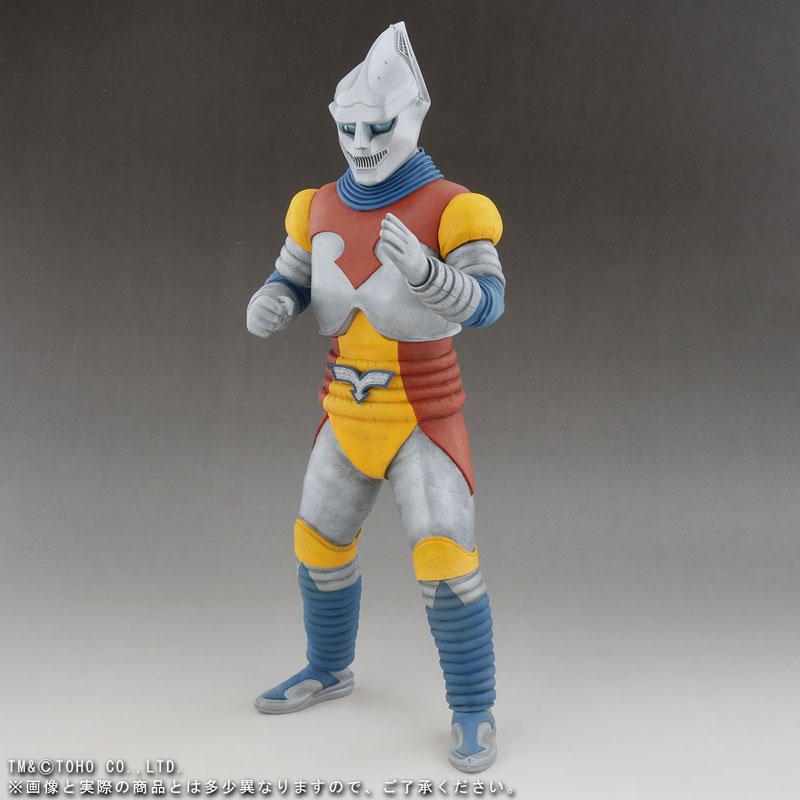 東宝30cmシリーズ『ジェットジャガー』完成品フィギュア-003