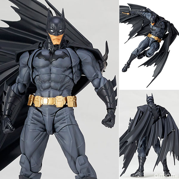 フィギュアコンプレックス アメイジング・ヤマグチ No.009『バットマン』可動フィギュア