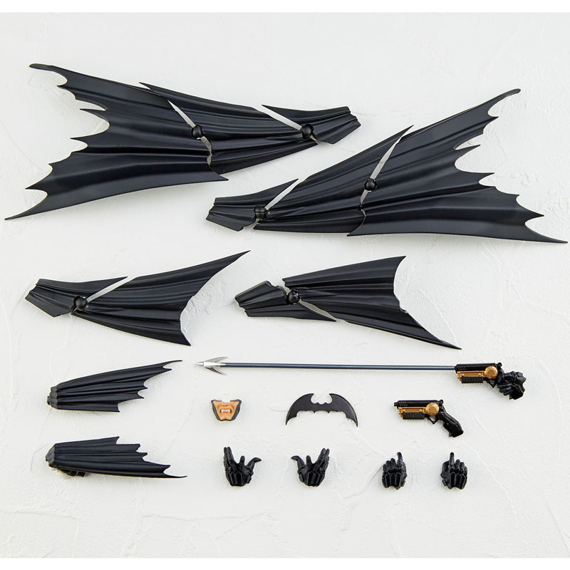 フィギュアコンプレックス アメイジング・ヤマグチ No.009『バットマン』可動フィギュア-002