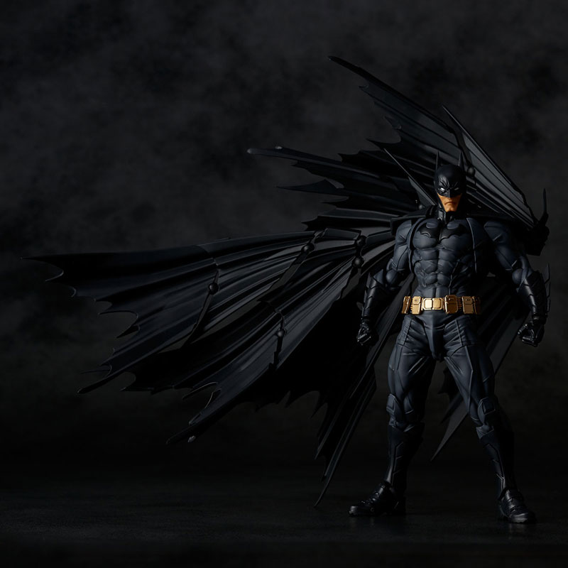 フィギュアコンプレックス アメイジング・ヤマグチ No.009『バットマン』可動フィギュア-003