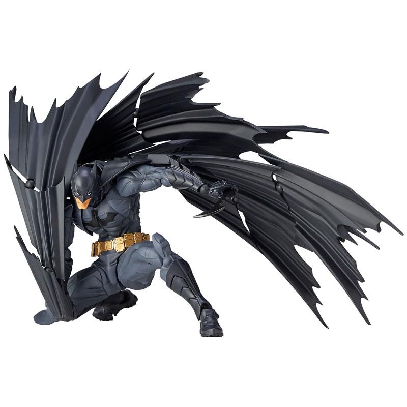フィギュアコンプレックス アメイジング・ヤマグチ No.009『バットマン』可動フィギュア-004