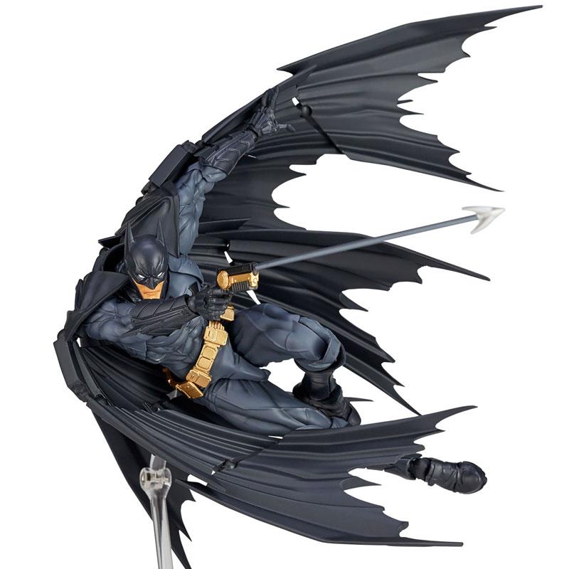 フィギュアコンプレックス アメイジング・ヤマグチ No.009『バットマン』可動フィギュア-005