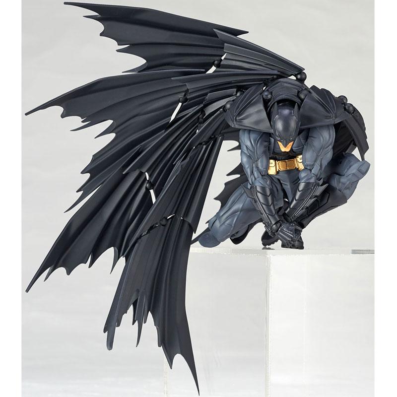 フィギュアコンプレックス アメイジング・ヤマグチ No.009『バットマン』可動フィギュア-006