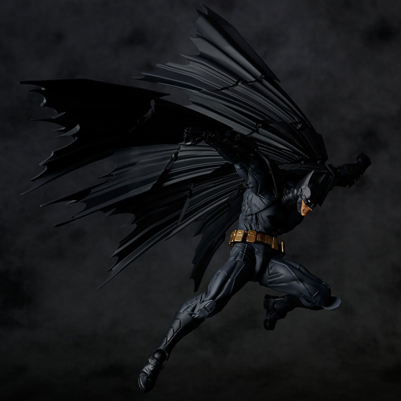 フィギュアコンプレックス アメイジング・ヤマグチ No.009「バットマン」[海洋堂]-007