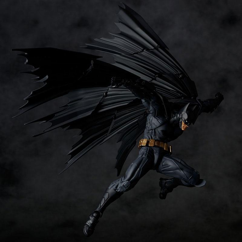 フィギュアコンプレックス アメイジング・ヤマグチ No.009『バットマン』可動フィギュア-007
