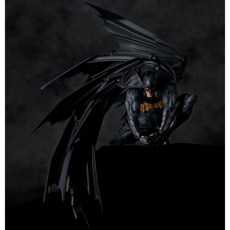 フィギュアコンプレックス アメイジング・ヤマグチ No.009『バットマン』可動フィギュア-008