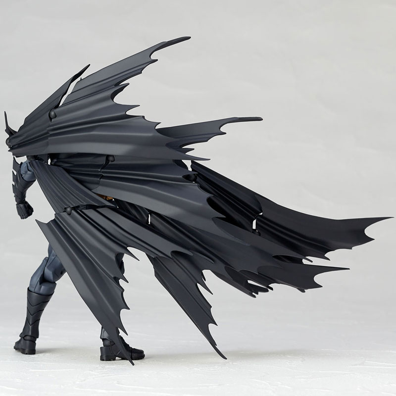 フィギュアコンプレックス アメイジング・ヤマグチ No.009『バットマン』可動フィギュア-012