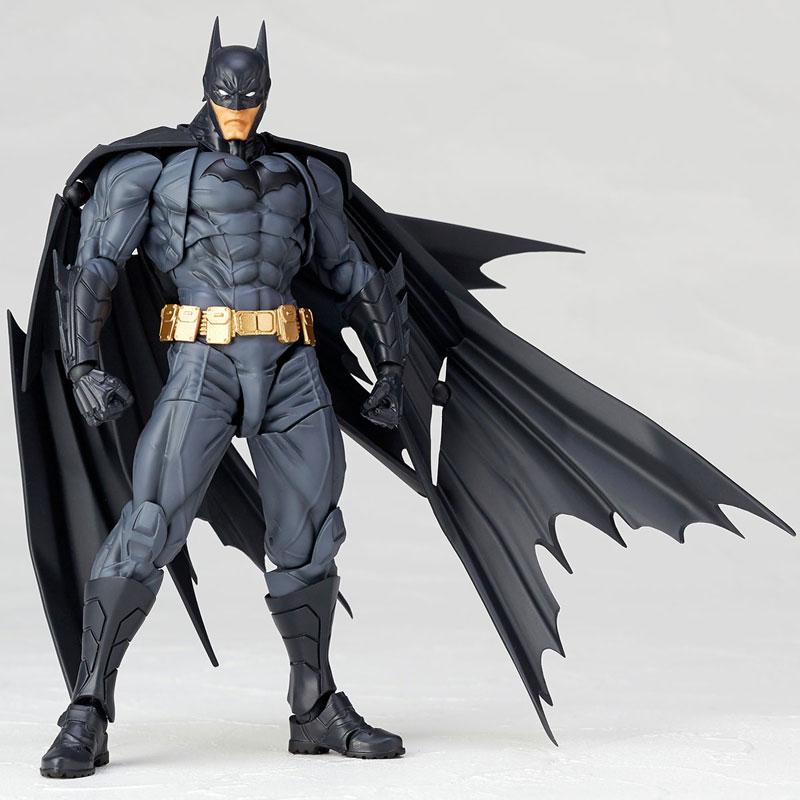 フィギュアコンプレックス アメイジング・ヤマグチ No.009『バットマン』可動フィギュア-013