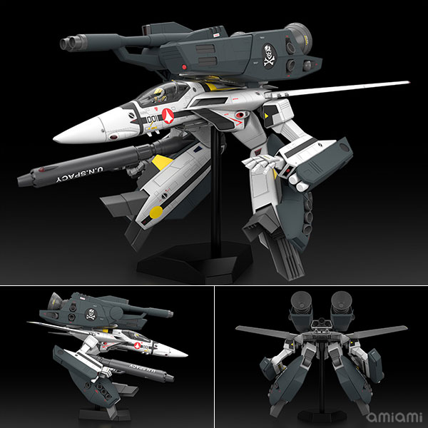 PLAMAX MF-25 minimum factory『VF-1 スーパー/ストライク ガウォーク バルキリー』1/20 プラモデル