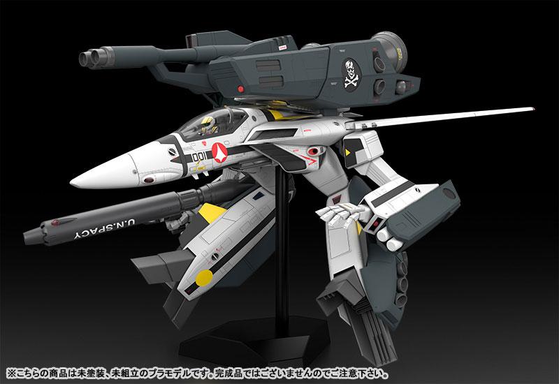 PLAMAX MF-25 minimum factory『VF-1 スーパー/ストライク ガウォーク バルキリー』1/20 プラモデル-001