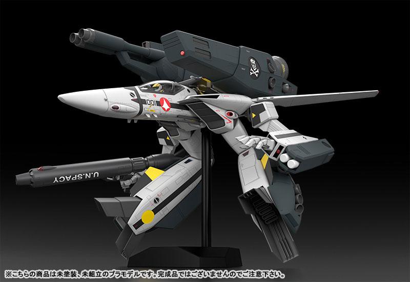 PLAMAX MF-25 minimum factory『VF-1 スーパー/ストライク ガウォーク バルキリー』1/20 プラモデル-002