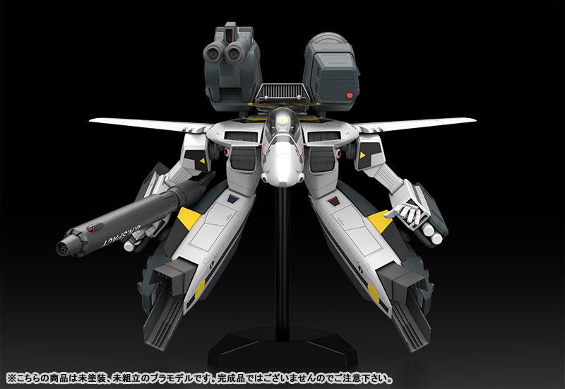 PLAMAX MF-25 minimum factory『VF-1 スーパー/ストライク ガウォーク バルキリー』1/20 プラモデル-003