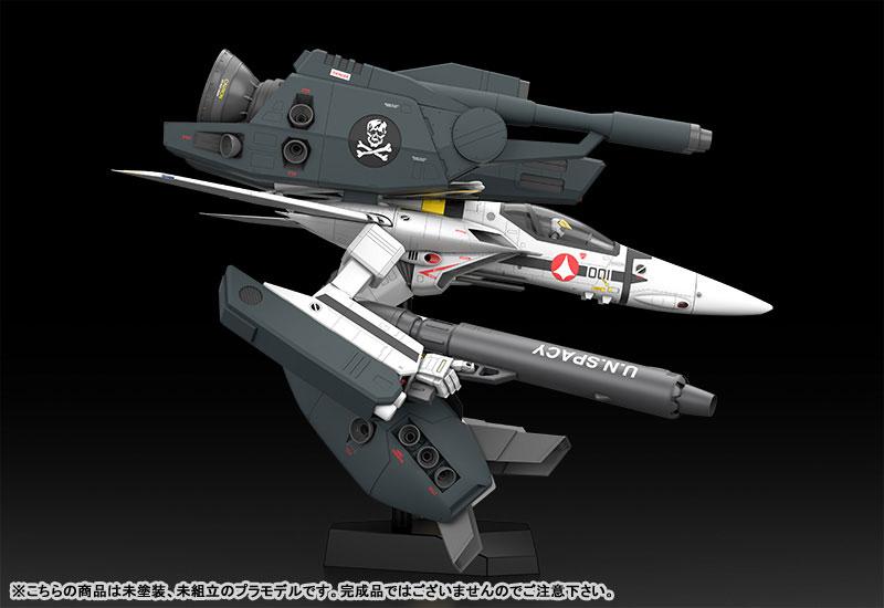 PLAMAX MF-25 minimum factory『VF-1 スーパー/ストライク ガウォーク バルキリー』1/20 プラモデル-005