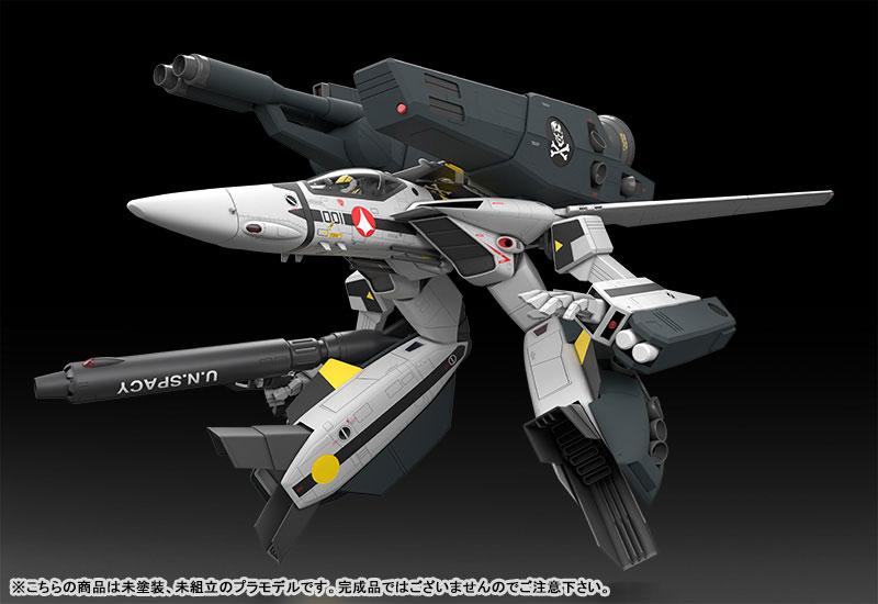 PLAMAX MF-25 minimum factory『VF-1 スーパー/ストライク ガウォーク バルキリー』1/20 プラモデル-007