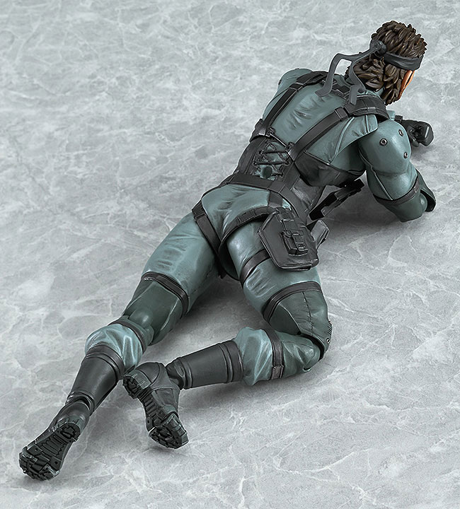 【再販】figma METAL GEAR SOLID2: SONS OF LIBERTY ソリッド・スネーク MGS2 ver.-006