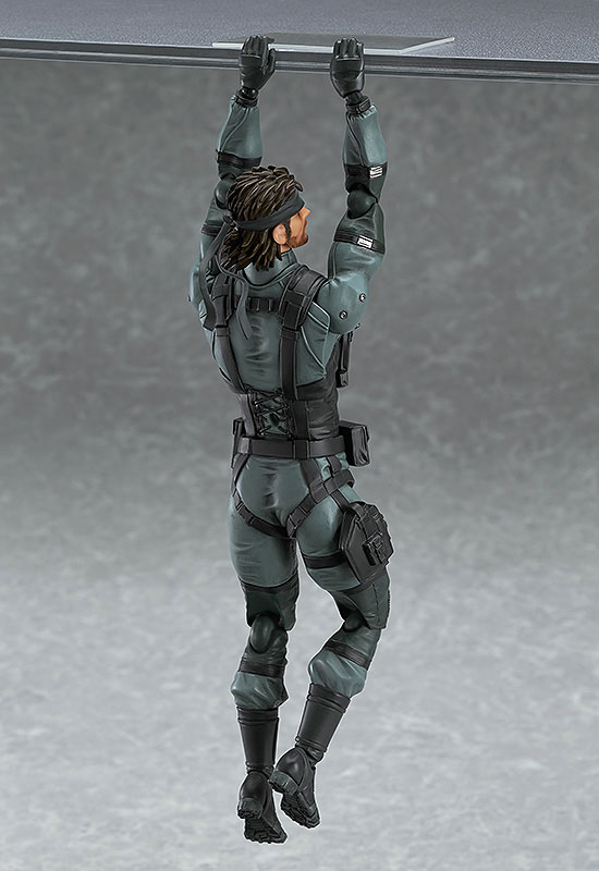 【再販】figma METAL GEAR SOLID2: SONS OF LIBERTY ソリッド・スネーク MGS2 ver.-007
