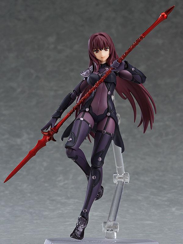figma Fate/Grand Order ランサー/スカサハ-001