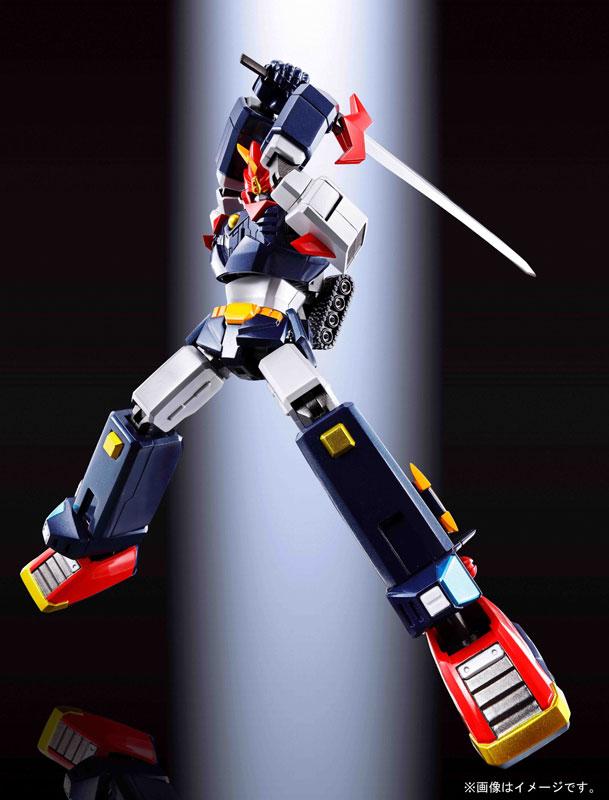 超合金魂『GX-79 超電磁マシーン ボルテスV F.A.』可動フィギュア-004