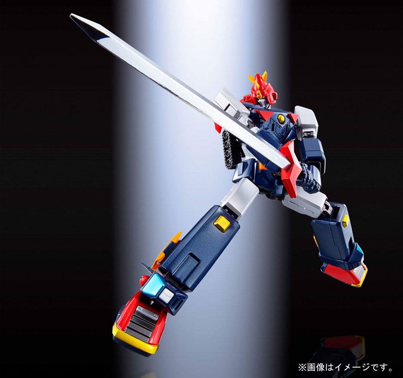 超合金魂『GX-79 超電磁マシーン ボルテスV F.A.』可動フィギュア-005