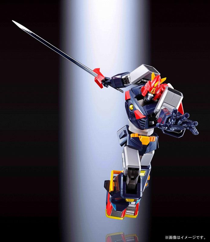 超合金魂『GX-79 超電磁マシーン ボルテスV F.A.』可動フィギュア-006