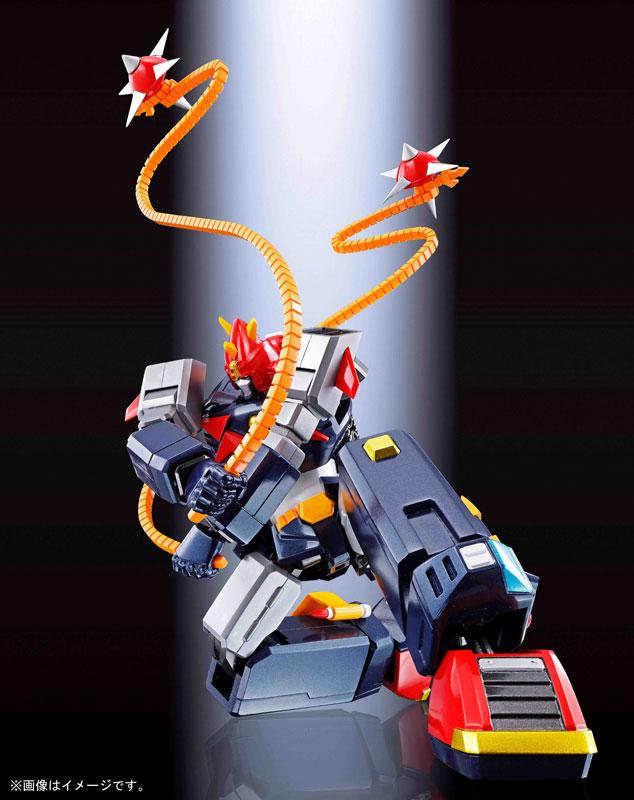 超合金魂『GX-79 超電磁マシーン ボルテスV F.A.』可動フィギュア-007