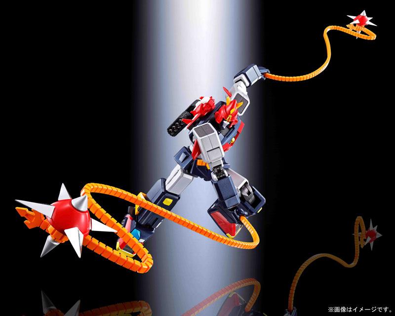 超合金魂『GX-79 超電磁マシーン ボルテスV F.A.』可動フィギュア-008