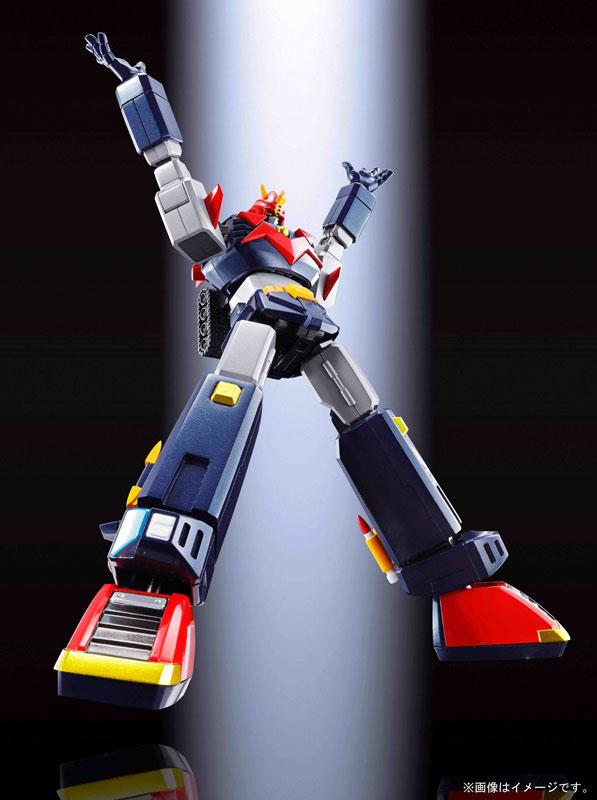 超合金魂『GX-79 超電磁マシーン ボルテスV F.A.』可動フィギュア-009