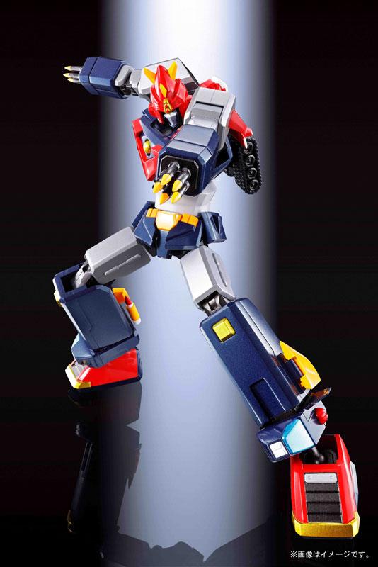 超合金魂『GX-79 超電磁マシーン ボルテスV F.A.』可動フィギュア-010