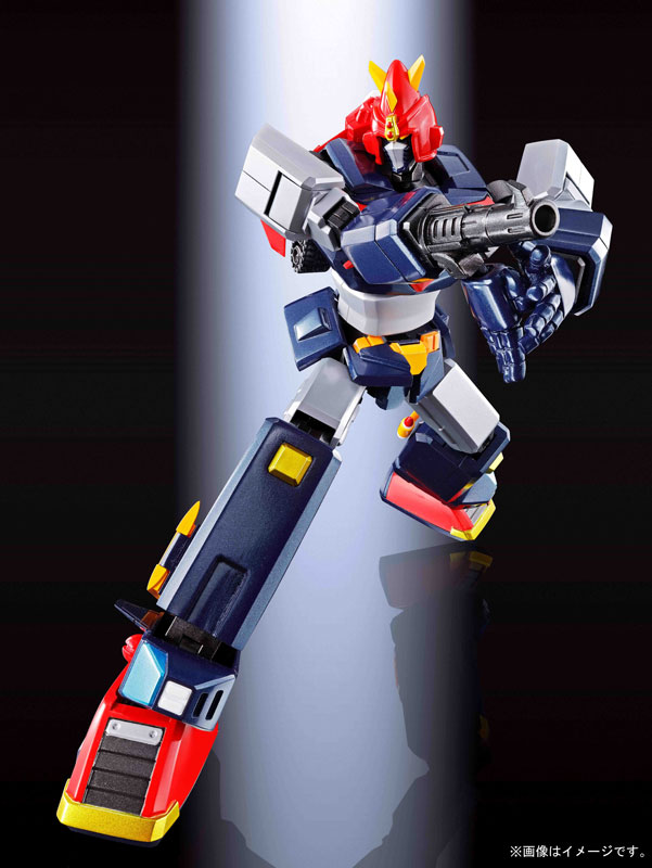 超合金魂『GX-79 超電磁マシーン ボルテスV F.A.』可動フィギュア-011
