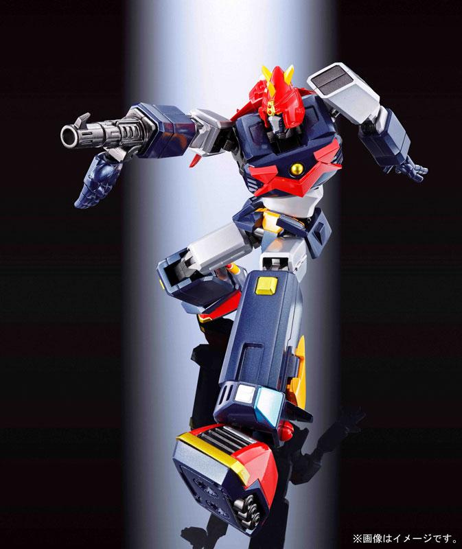 超合金魂『GX-79 超電磁マシーン ボルテスV F.A.』可動フィギュア-012