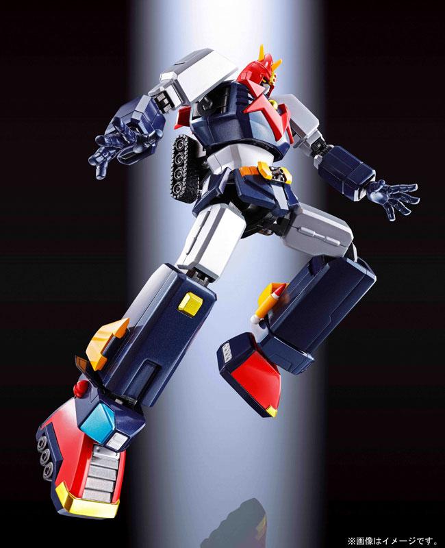 超合金魂『GX-79 超電磁マシーン ボルテスV F.A.』可動フィギュア-013