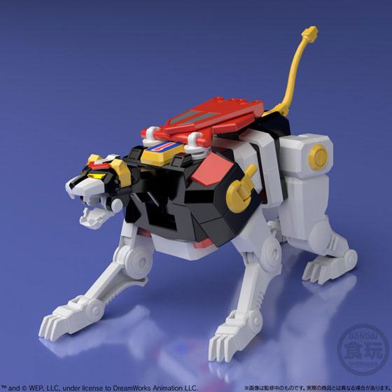 【食玩】スーパーミニプラ『百獣王ゴライオン』5個入りBOX-005