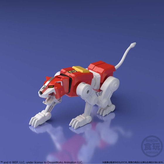 【食玩】スーパーミニプラ『百獣王ゴライオン』5個入りBOX-006