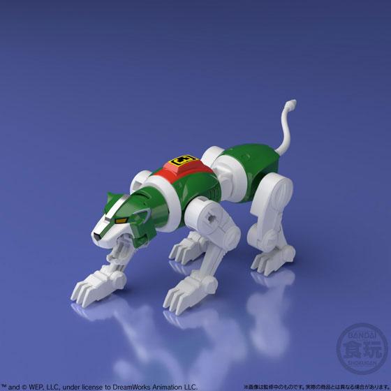 【食玩】スーパーミニプラ『百獣王ゴライオン』5個入りBOX-007