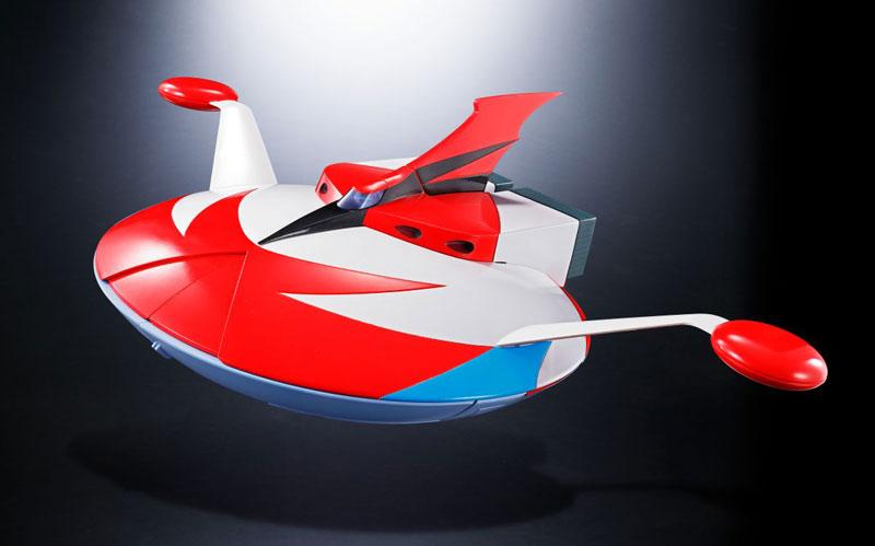 超合金魂『GX-76X グレンダイザー D.C.対応 スペイザー セット』-001