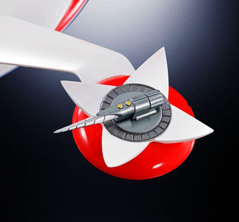 超合金魂『GX-76X グレンダイザー D.C.対応 スペイザー セット』-002